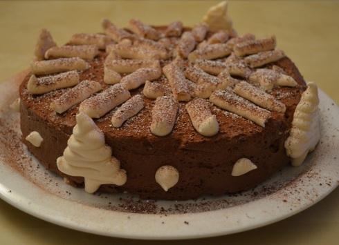 gâteaux anniversaire smarties forme de deux arc en ciel (7)
